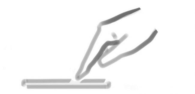 touch screen artist