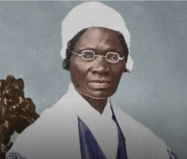 Sojourner Truth - Ambassadrice de l'œuvre E-Truth STORY