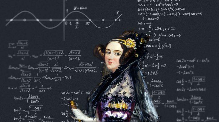 Ada Lovelace – Ambassadrice de l'œuvre E-Ada STORY